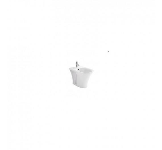 Bidet a pavimento  JADE FILOMURO  Sanindusa bianco