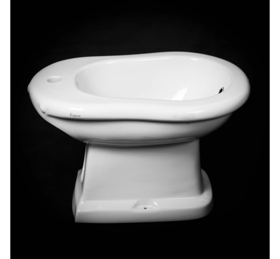 Bidet Serie Equa Sanindusa Porcellana Bianca 59 x 39 cm