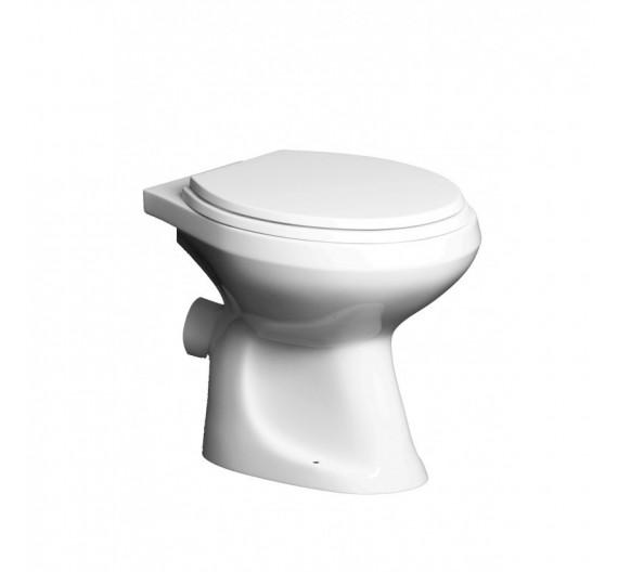 WC Scarico parete vaso in Porcellana bianco Universale linea Economica