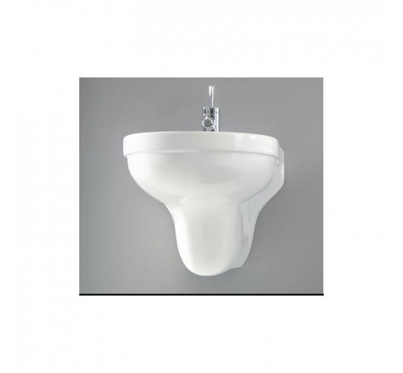 Bidet sospeso in  porcellana bianca mod Ring Althea ceramica