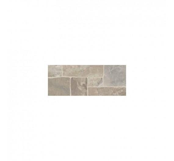 Muretto per esterni 31 x 62 in gres porcellanato Siena Beige