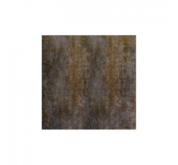 Pavimento per interno 33x33 Gala Brown in Gres Porcellanato Smaltato Opaco effetto metallico