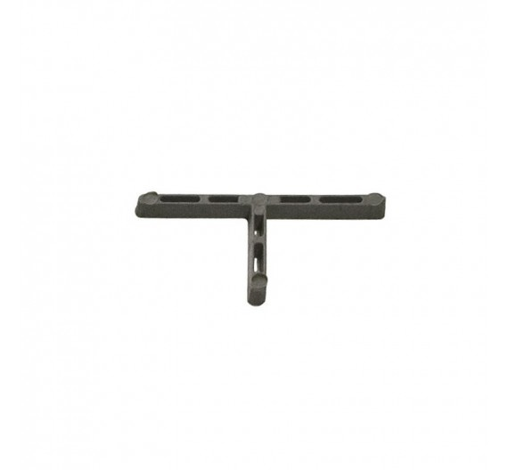 Distanziatore a T da 2mm confezione da 250 pz