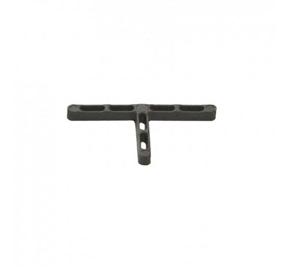 Distanziatore a T da 3mm confezione da 250 pz