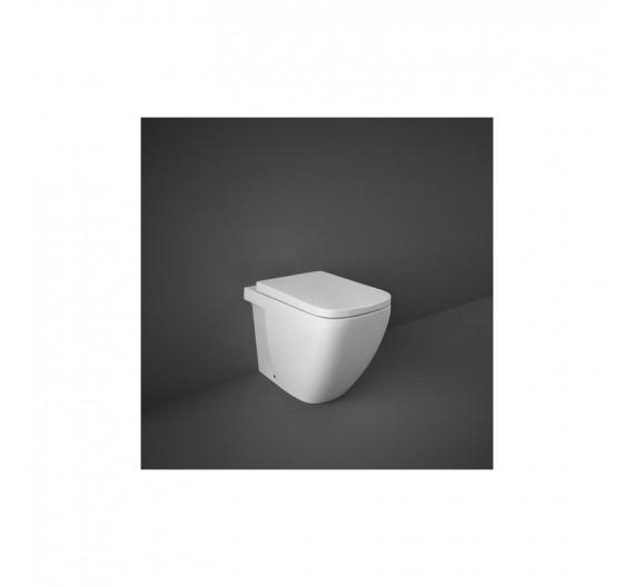 Vaso Rak Caroline filomuro 55 x 34 cm CY18AWHA Wc bianco