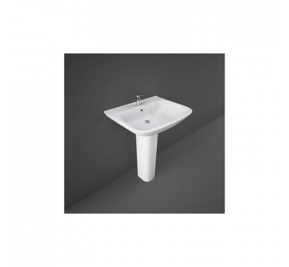 Colonna per lavabo Rak-Origin Sanitari Bianco