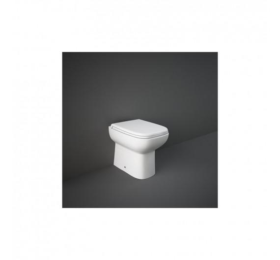 Vaso Rak-Origin Sanitari Filo Muro WC Bianco