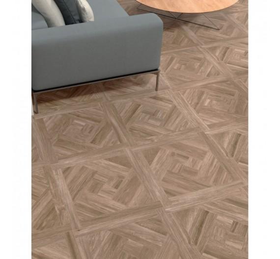 Pavimento per interni 60.8x60.8 Bois Light in Gres Porcellanato smaltato effetto legno
