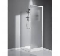 Parete fissa per doccia  in crilex   78-88  cm