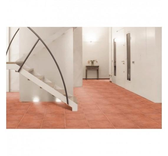 Pavimento 33 x 33 Corte Cotto per Esterni ed Interni in Gres Porcellanato effetto Cotto