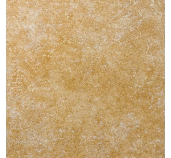 Pavimento per esterni ed interni 33 x 33 Gres Porcellanato Smaltato Satinato Arizona Ocra