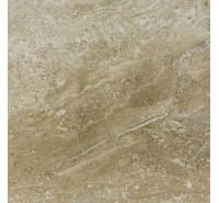 Pavimento per interni 45x45 Daino Light Pasta rossa smaltata lucida effetto pietra