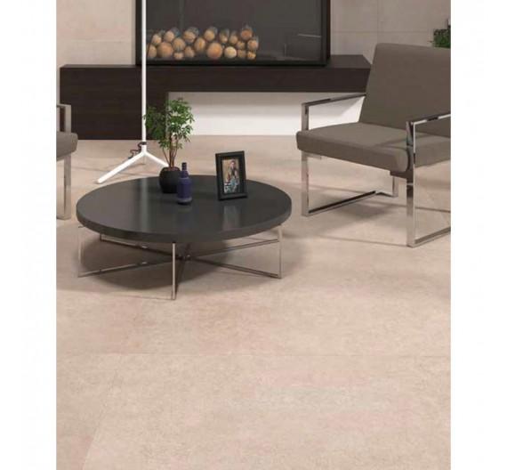 Pavimento per interni 60 x 120 cm Gres Porcellanato Opaco effetto Pietra Suburb Arena