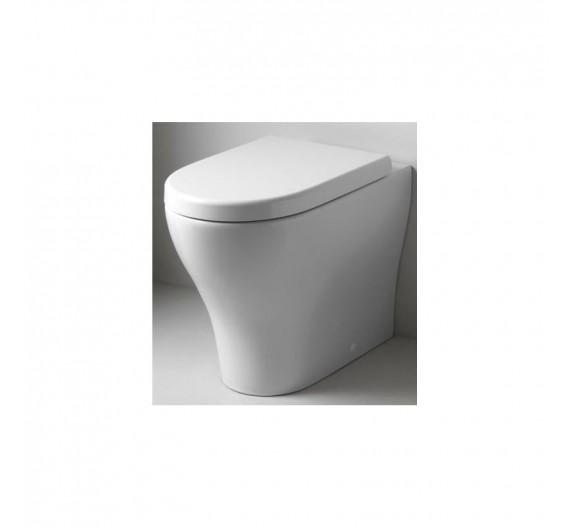 Sedile termoindurente compatibile al vaso della serie Enjoy Ceramica Cielo CPVEJT