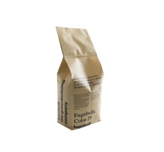 Fugabella Colore - 25 sacco da 3 Kg ECO4
