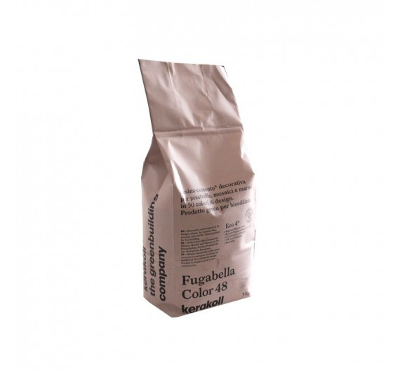 Fugabella Colore - 48 sacco da 3 Kg ECO4