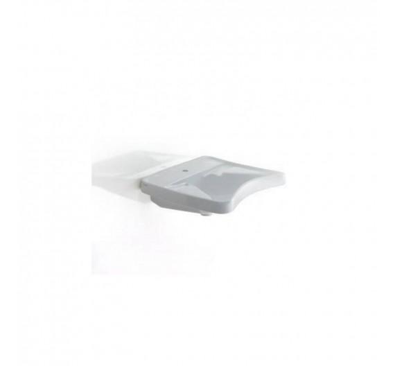 Lavabo per disabili in porcellana bianca modello Ladisc