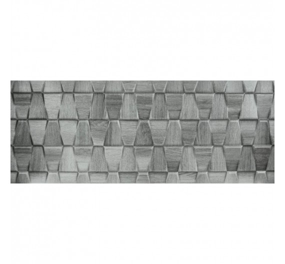 Rivestimento per interni 35 x 90 cm Forest Gris Rettificato smaltato opaco effetto Legno