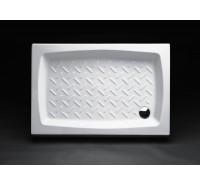 Piatto doccia 70x120 in porcellana Altezza 11 cm